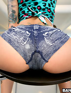 Christy Mack . This unfocused is so fine! I rate you all are gonna love her amazing tits and broad in the beam ass.