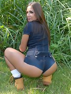 gorgeous butt