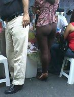 Spandex Ass - sexy girls in spandex